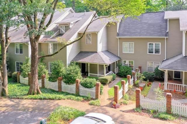 1447 Oakridge Circle, Decatur, GA 30033 (MLS #6775782) :: North Atlanta Home Team