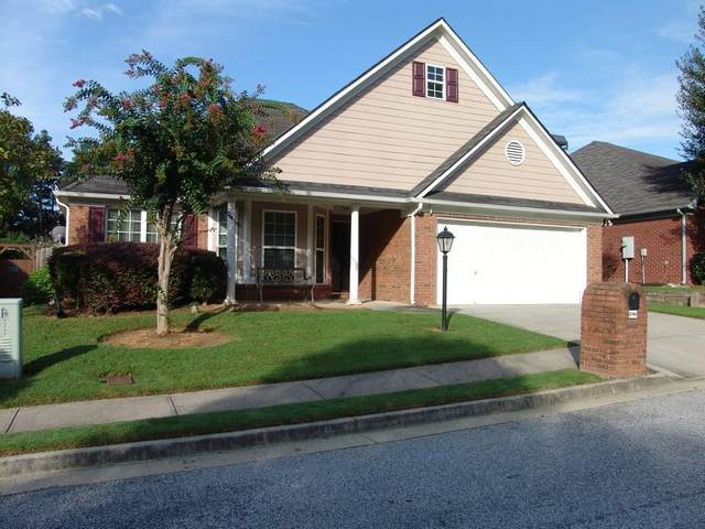 2742 Newtons Crest Circle, Snellville, GA 30078 (MLS #6775797) :: North Atlanta Home Team