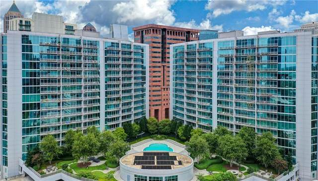950 W Peachtree Street NW #912, Atlanta, GA 30309 (MLS #6775804) :: Rock River Realty