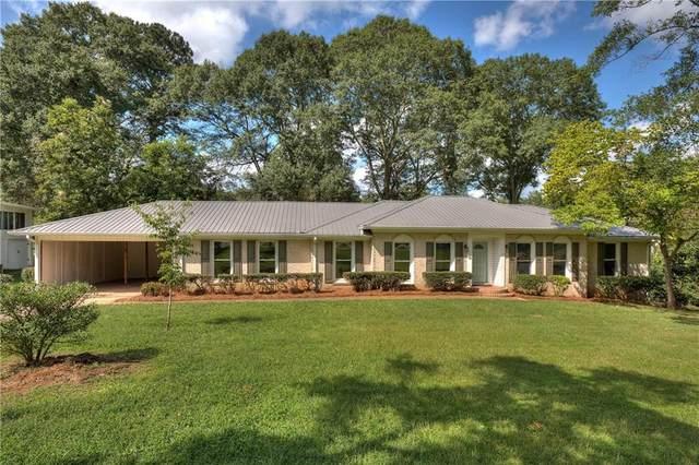 105 Morningside Drive, Carrollton, GA 30117 (MLS #6775807) :: Tonda Booker Real Estate Sales