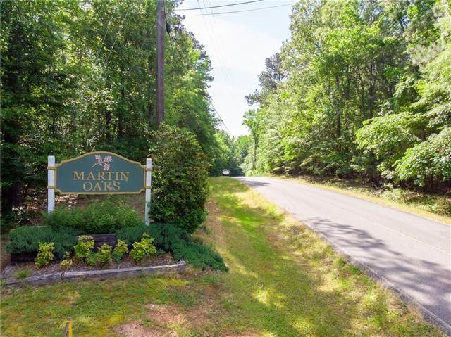0 Martin Oaks Boulevard, Eatonton, GA 31024 (MLS #6775812) :: The Butler/Swayne Team