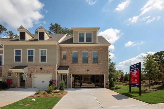 301 Mahone Drive #13, Lilburn, GA 30047 (MLS #6775881) :: Good Living Real Estate