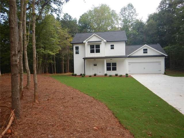 3466 Holly Springs, Pendergrass, GA 30567 (MLS #6775883) :: Tonda Booker Real Estate Sales