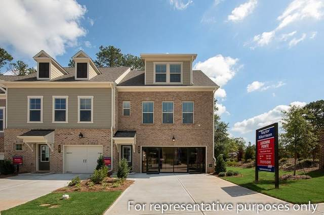 341 Mahone Drive #17, Lilburn, GA 30047 (MLS #6775896) :: Good Living Real Estate