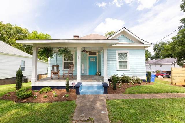 1827 Lakewood Avenue SE, Atlanta, GA 30315 (MLS #6775901) :: The Hinsons - Mike Hinson & Harriet Hinson