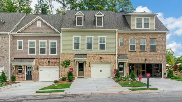 331 Mahone Drive #16, Lilburn, GA 30047 (MLS #6775929) :: Good Living Real Estate