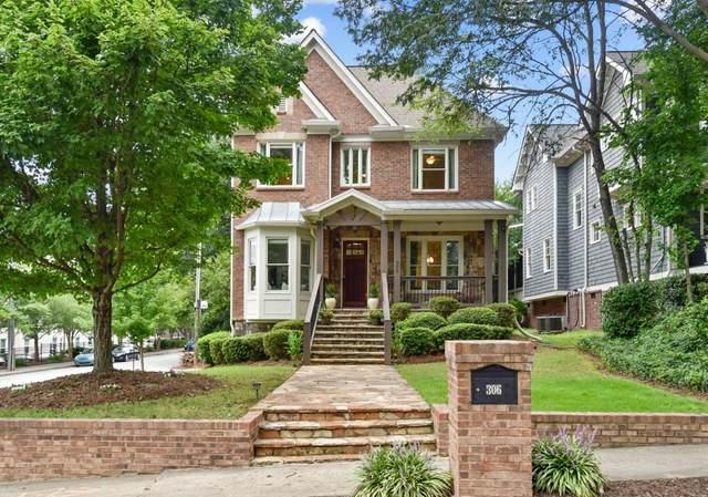 306 Peachtree Avenue, Atlanta, GA 30305 (MLS #6775952) :: Compass Georgia LLC