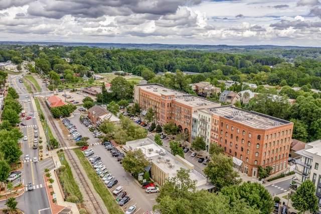 360 Chambers Street #407, Woodstock, GA 30188 (MLS #6775959) :: North Atlanta Home Team