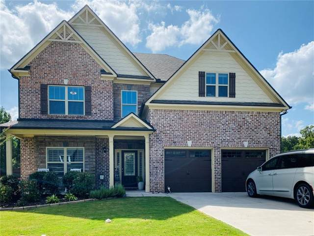 20 Aspen Lane SE, Cartersville, GA 30120 (MLS #6776010) :: North Atlanta Home Team