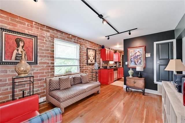 28 Daniel Street #8, Atlanta, GA 30312 (MLS #6776015) :: Vicki Dyer Real Estate