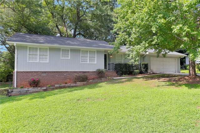 3263 Kimberly Woods Court SW, Lilburn, GA 30047 (MLS #6776018) :: North Atlanta Home Team