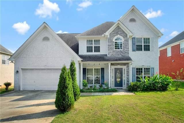 1761 Central Park Way, Morrow, GA 30260 (MLS #6776044) :: Path & Post Real Estate