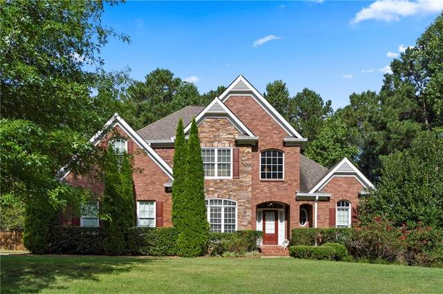 49 Lake Overlook Drive, White, GA 30184 (MLS #6776061) :: Vicki Dyer Real Estate