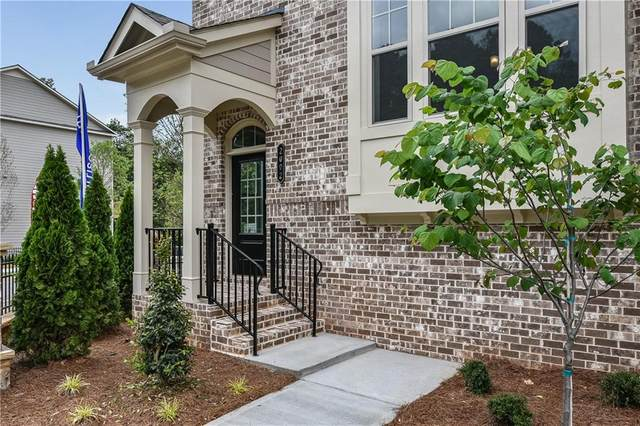 10004 Jack Drive #11, Roswell, GA 30076 (MLS #6776109) :: Good Living Real Estate