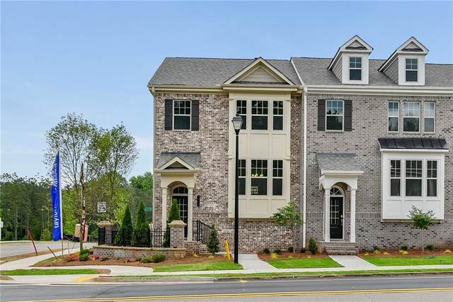 10016 Jack Drive #17, Roswell, GA 30076 (MLS #6776150) :: Good Living Real Estate