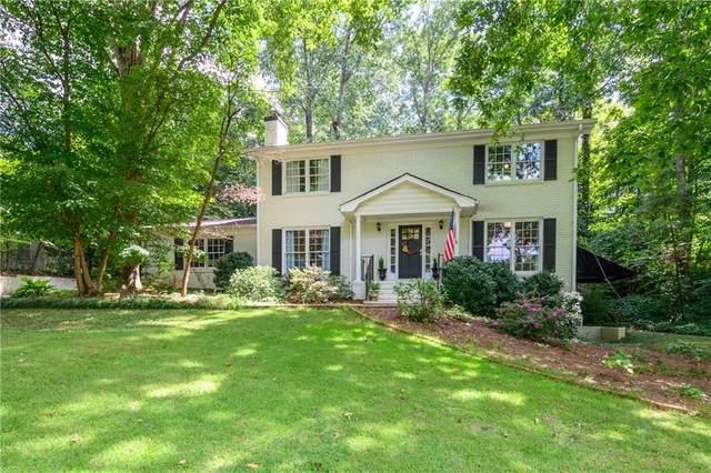 1823 Ravenwood Way NE, Atlanta, GA 30329 (MLS #6776172) :: Tonda Booker Real Estate Sales