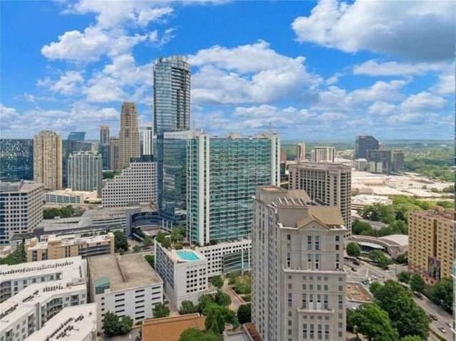 3324 Peachtree Road NE #1107, Atlanta, GA 30326 (MLS #6776267) :: Good Living Real Estate