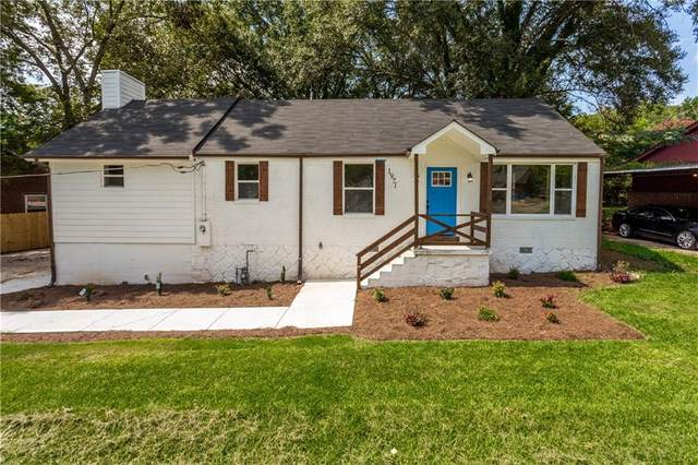 1971 Willa Drive, Decatur, GA 30032 (MLS #6776275) :: Tonda Booker Real Estate Sales