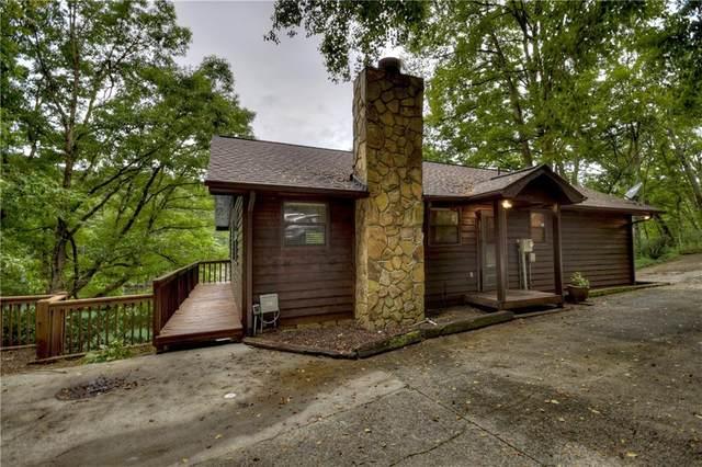 112 Tilley Ridge Road, Blue Ridge, GA 30513 (MLS #6776291) :: Tonda Booker Real Estate Sales