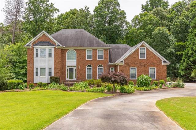1252 Jimson Circle SE, Conyers, GA 30013 (MLS #6776294) :: North Atlanta Home Team