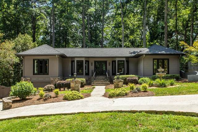 1291 Sheridan Road NE, Atlanta, GA 30324 (MLS #6776323) :: Todd Lemoine Team