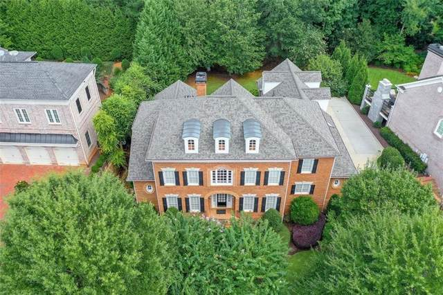 3135 W Addison Drive, Alpharetta, GA 30022 (MLS #6776328) :: The Cowan Connection Team