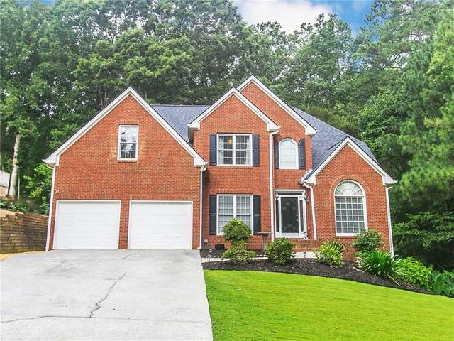 1461 Pine Springs Drive NW, Kennesaw, GA 30152 (MLS #6776343) :: The Cowan Connection Team