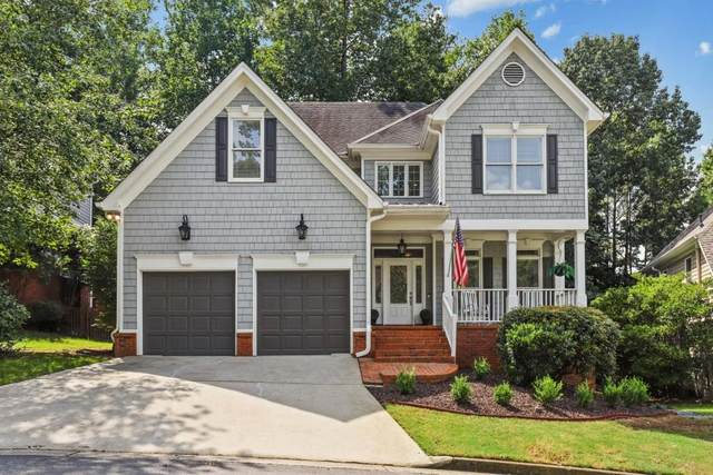 2238 Lenox Ridge Court NE, Atlanta, GA 30319 (MLS #6776345) :: The Cowan Connection Team