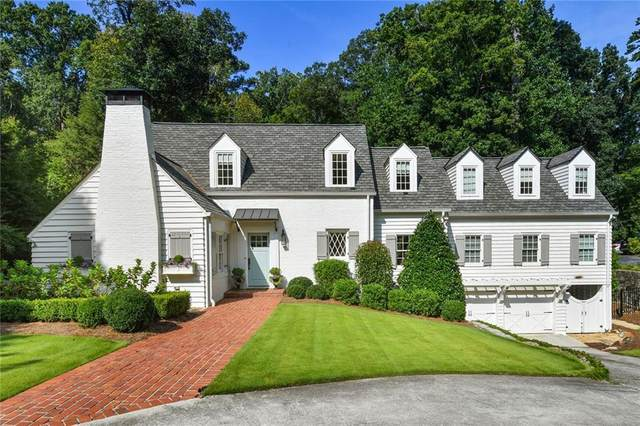 3834 Vermont Road NE, Atlanta, GA 30319 (MLS #6776348) :: Tonda Booker Real Estate Sales