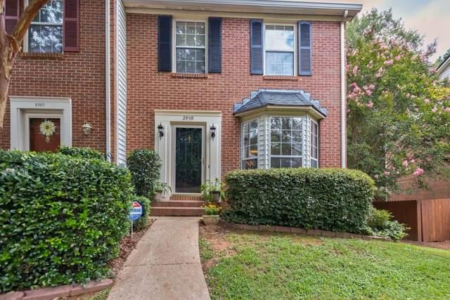 2959 SE Lexington Trace Drive, Smyrna, GA 30080 (MLS #6776368) :: North Atlanta Home Team