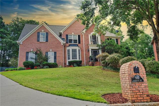 5212 Rokefield Way, Peachtree Corners, GA 30092 (MLS #6776372) :: Tonda Booker Real Estate Sales