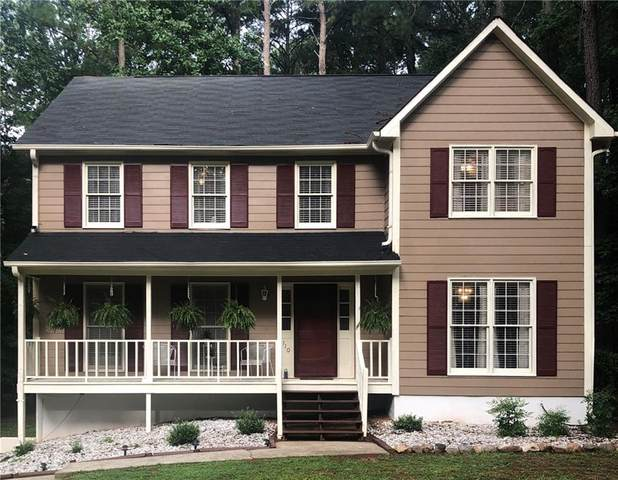 110 Wilmington Lane, Fayetteville, GA 30214 (MLS #6776374) :: North Atlanta Home Team