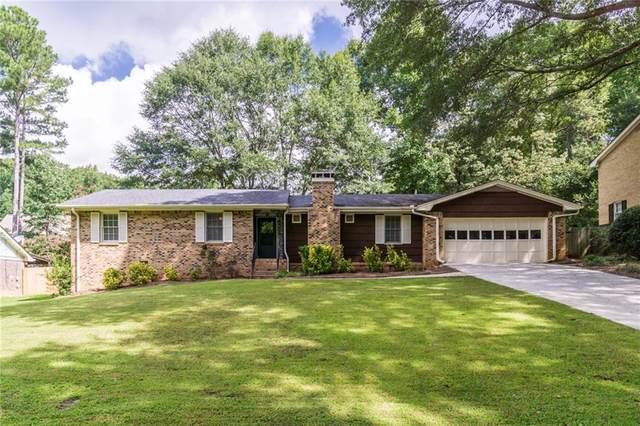 4134 Brockett Creek Drive, Tucker, GA 30084 (MLS #6776388) :: North Atlanta Home Team