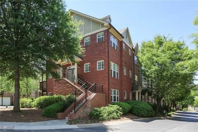 1239 Ashford Creek Park NE, Brookhaven, GA 30319 (MLS #6776428) :: Good Living Real Estate