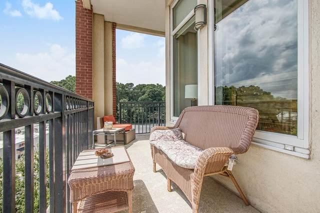 3820 Roswell Road NE #508, Atlanta, GA 30342 (MLS #6776434) :: Good Living Real Estate