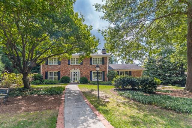 3012 Farmington Lane SE, Atlanta, GA 30339 (MLS #6776465) :: The Hinsons - Mike Hinson & Harriet Hinson