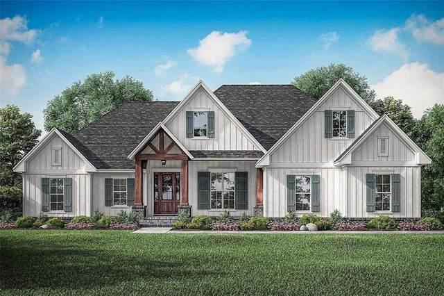 2440 Saint Martin Way, Monroe, GA 30656 (MLS #6776467) :: Tonda Booker Real Estate Sales