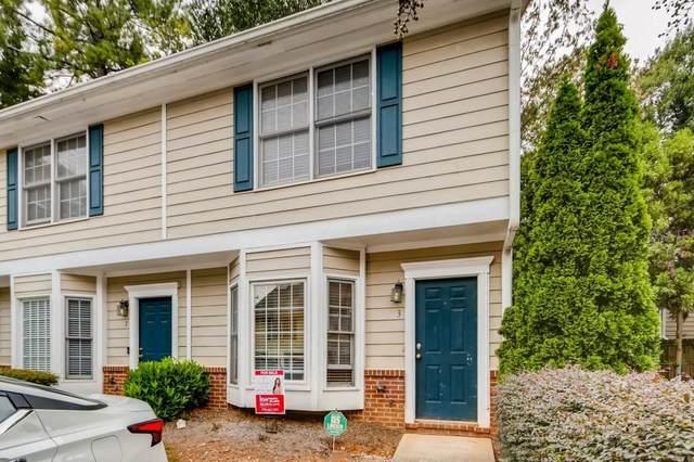 735 Bellemeade Avenue NW #3, Atlanta, GA 30318 (MLS #6776469) :: Kennesaw Life Real Estate