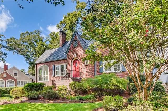 1250 Beech Valley Road NE, Atlanta, GA 30306 (MLS #6776484) :: Path & Post Real Estate