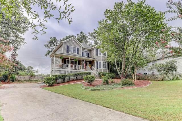4602 Pine Harbor Court NE, Kennesaw, GA 30144 (MLS #6776497) :: North Atlanta Home Team