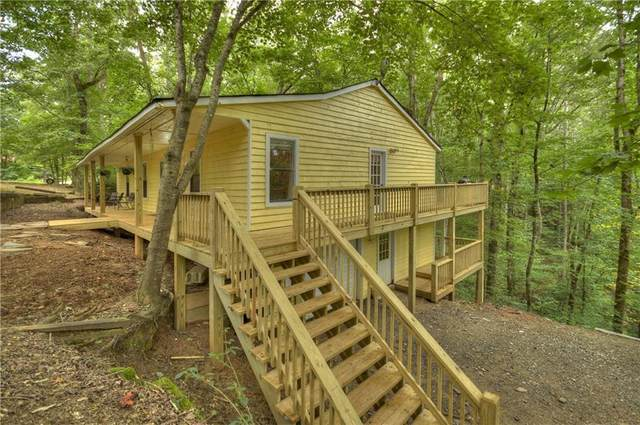 24 Lemmon Lane, Ellijay, GA 30540 (MLS #6776523) :: North Atlanta Home Team