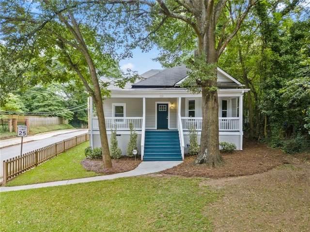 531 Holderness Street SW, Atlanta, GA 30310 (MLS #6776596) :: Good Living Real Estate