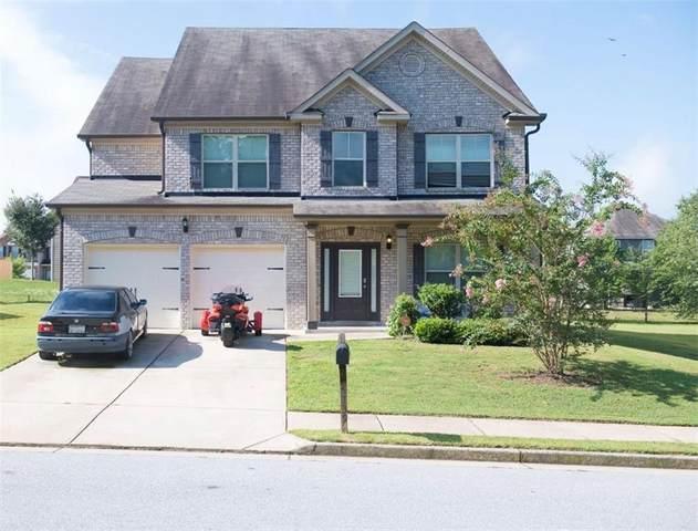 7739 Wrotham Circle, Atlanta, GA 30349 (MLS #6776609) :: North Atlanta Home Team