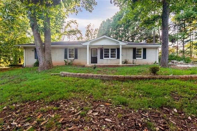 241 Terry Lane NW, Lilburn, GA 30047 (MLS #6776644) :: Tonda Booker Real Estate Sales