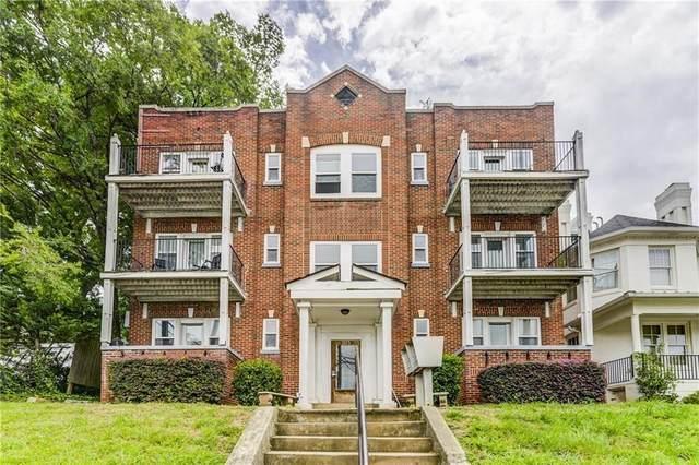373 Moreland Avenue NE #106, Atlanta, GA 30307 (MLS #6776708) :: The Heyl Group at Keller Williams