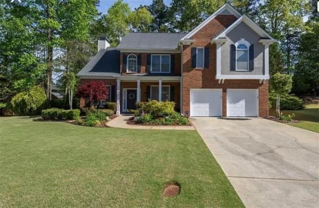 12950 Meridian Crossing, Alpharetta, GA 30005 (MLS #6776718) :: North Atlanta Home Team