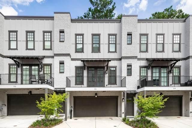 721 NE Taylor Court, Atlanta, GA 30324 (MLS #6776737) :: Keller Williams Realty Cityside