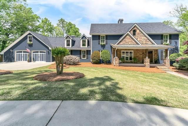 428 Mosby Drive NW, Acworth, GA 30102 (MLS #6776849) :: Path & Post Real Estate