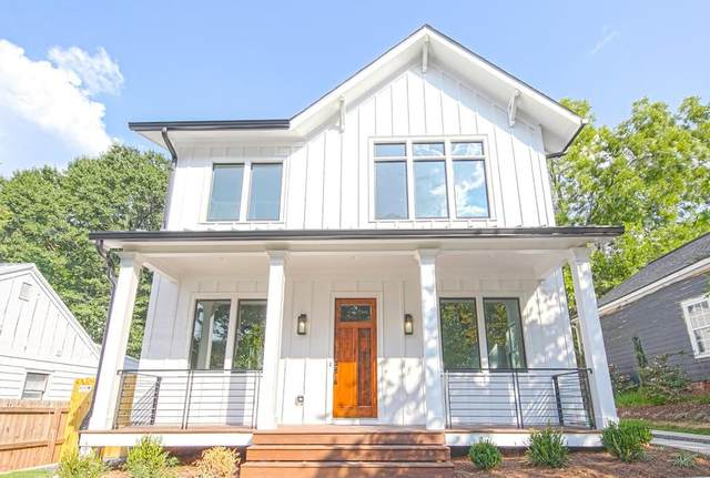 220 Whitefoord Avenue NE A, Atlanta, GA 30307 (MLS #6776881) :: Good Living Real Estate
