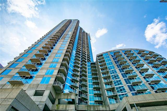 400 W Peachtree Street NW #1303, Atlanta, GA 30308 (MLS #6776883) :: Vicki Dyer Real Estate